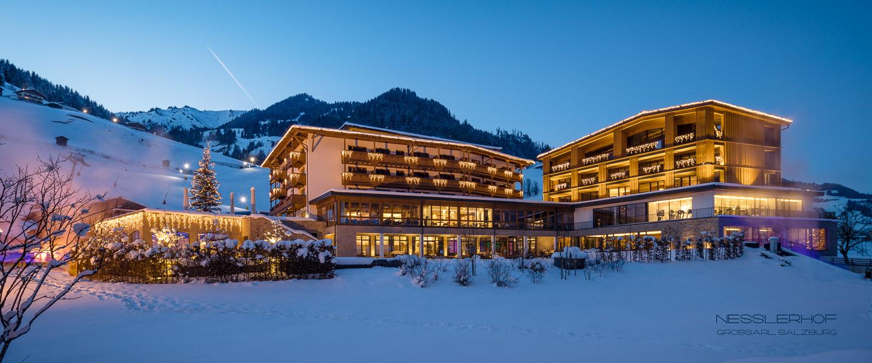4* Superior Hotel Nesslerhof im Grossarl-Tal, Salzburg. Ein Bild von MANFRED SODIA photography.