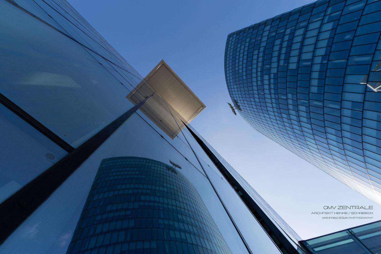 OMV Zentrale im Viertel Zwei, Henke Schreieck Architekten, Bild von MANFRED SODIA photography