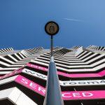 City Gate in Wien, Wohnhaus von Querkraft Architekten, Bild von MANFRED SODIA photography