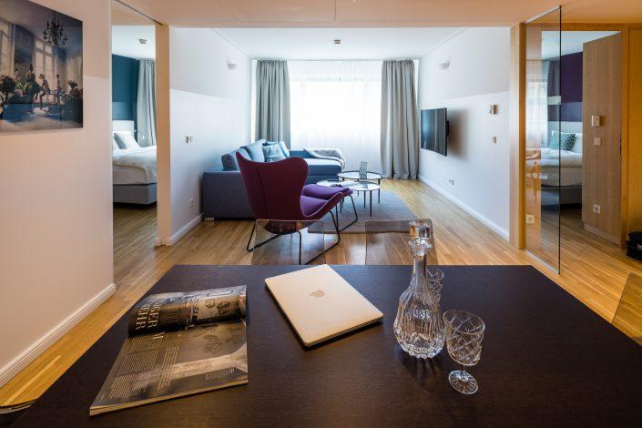 Hotelfotografie und Interieurfotografie von MANFRED SODIA photography.