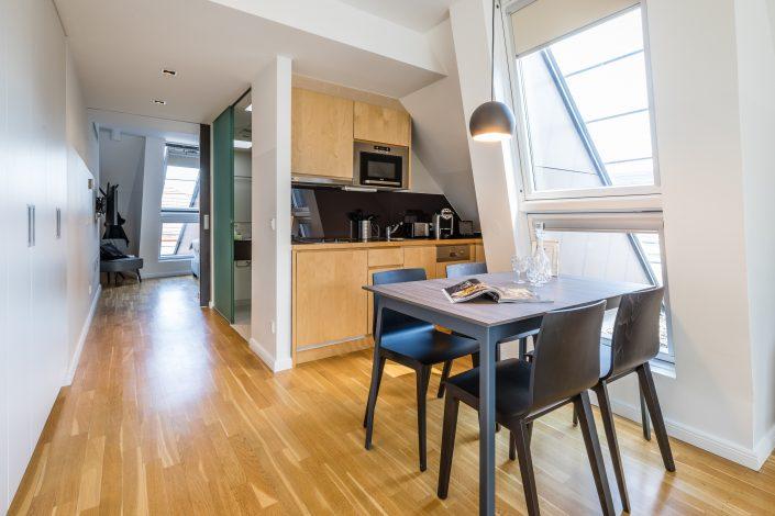 Interieuraufnahme Küche, Bild von MANFRED SODIA photography